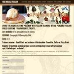 Pokemon Night @ Pancake Parlour [VIC] - $12 for Short Stack + Drink