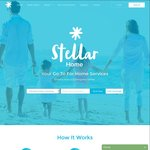 25% off Any Home Service with Stellar Home