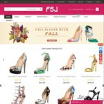 FSJ Anniversary: Up to $20 off Shoes + Free Shipping to Worldwide @Fsjshoes