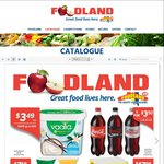 [SA] Foodland 1/2 Price: Greenseas Tuna $0.95, Vittoria Espresso 1kg 2 for $31, Fairy Dishwashing Tablets 34pk $9.99 + Full List