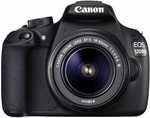 Canon EOS 1200D Digital SLR Camera with 18-55mm Single Lens Kit - $399 (+ $50 Cashback) @ Big W