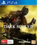 Dark Souls 3 $39 PS4/XB1 at Big W