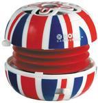 Moki Bassburger Speaker (Union Jack) $8 Free Shipping @ JB Hi-Fi Online