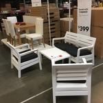 Garden Suite Tynningo White  $99 (Was $399) @ IKEA (Tempe, NSW)