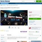 NetGear Orbi AC3000 Tri-Band Wi-Fi System $597 @ Harvey Norman
