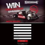 Win a Sidchrome Go Kart Worth $2,000 from Stanley Black & Decker