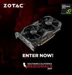 Win a ZOTAC GeForce® GTX 1080 Mini GPU Worth $769 from ZOTAC