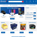 Officeworks Nunawading VIC Closing Down Sale 10% to 30% off Display Stock