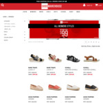 Shoe Warehouse | All Womens Styles $99 and under (Free Shipping of Orders of $99 or More)