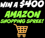 Win a US$400 Amazon Black Friday Shopping Spree from The Kindle Book Review