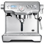 Breville BES920 Dual Boiler Coffee Machine $719.20 & Breville BCG820 Smart Grinder Pro $199.20 C&C @ Bing Lee eBay