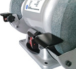 """Grip 50145 - 150mm (6"""") 250w 10A Bench Grinder $49.95 (Save $59.95) + $7.95 Shipping @ United Tools Liverpool"""