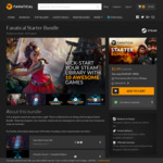 Fanatical Starter Bundle $1.99 USD ($2.60 AUD) 10x Steam Games BUNDLEFEST