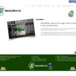SeedMate Bird Feeders: Small $34.95 & Large $64.95, Free Shipping