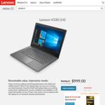 "Lenovo V330 / 14"" FHD / 8th Gen Quad Core i7-8550U / 256GB SSD / 8GB RAM / AMD 530 GPU-$999 Delivered @ Lenovo"