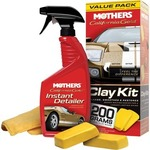 Mothers Clay Bar Kit $39.88, Export Tyre Shine 4 for $10 @ Supercheap Auto