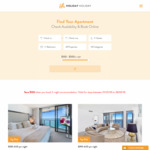 [QLD] Stay 5 Nights in a Self-Contained Apartment in Surfers Paradise from $135 Per Night @ Holiday Holiday