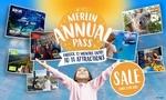 Merlin Annual Pass (Sealife, Madame Tussauds etc) $89 via Groupon