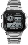 Skmei Royale with Dual Time Display US $6.99 (~AU $9.27) @ Zapals