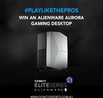 Win an Alienware Aurora Elite Series Gaming Desktop Worth $2,499 from Gfinity Esports Australia