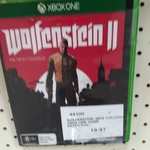 [XB1/PS4] Wolfenstein II: The New Colossus $19.97 on Clearance @ Costco (Membership Required)