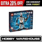 LEGO 31313 Mindstorms EV3 Robot $357.60 Delivered @ Hobby Warehouse eBay