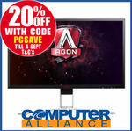 "AOC AGON AG251FZ FHD 240Hz 1ms FreeSync 24.5"" Gaming Monitor $359.20 + $15 Postage (Free for eBay Plus) @ Computer Alliance eBay"
