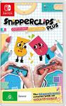 [Switch] Snipperclips Plus, Rayman Legends Definitive Edition $20 + Delivery (Free with Prime) @ Amazon AU