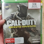 [XB1] Call of Duty: Infinite Warfare $2 @ Target