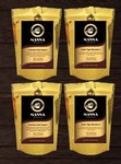 Free 200g Decaf Domination with 4x480g Fresh Roasted Coffees $59.95 incl Free Shipping @ Manna Beans