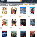 Selected Movies & TV from $3, $4, $5 to $68 + Delivery (Free with Prime/ $49 Spend) @ Amazon AU