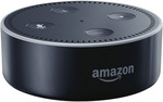 2x Amazon Echo Dot (2nd Gen) Black $99 (Free C&C or + Delivery) @ The Good Guys