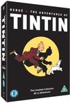 The Adventures of Tintin DVD $11.49+ Free Shipping @ Catch