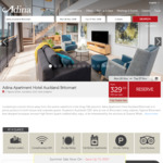 Free Parking at Adina Apartment Hotel, Auckland Britomart When Booking Direct
