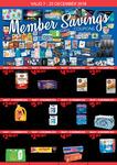 Eneloop Rechargeable Set $31.99, Daily Juice 3L $4.99, KB's Prawn Gyoza 1.2kg $12.49 @ Costco (Membership Required)