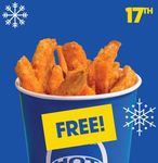 [VIC] Free Sweet Potato Fries with Any Purchase @ Hot Star Melbourne