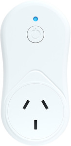 Brilliant Smart Wi-Fi Plug with USB Charger $19 78 @ Bunnings