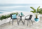 Anchor 3 Piece Outdoor Patio Setting $25 + Delivery (Free C&C) @ Amart Furniture