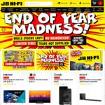 20% off Blu-Ray, DVD & 4K @ JB Hi-Fi
