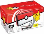 New Nintendo 2DS XL Poke Ball Edition $99 Delivered @ Amazon AU