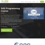 SAS Programming Course $9 (Actual Value: $99) @ Yoda Learning