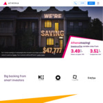 Athena Home Loans 3.49% Owner Occupier, P&I / 3.51% Comparison Rate Refinance Offer w/ Auto Rate Match (No Back Book Pricing)
