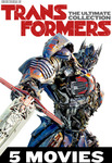 Transformers 5 Movie Collection $29.99 @ iTunes