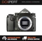 Pentax KP 24MP APS-C DSLR $879.20 Delivered @ DCXpert eBay