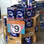 Buy One Get One Free: Omo 2KG Laundry Powder $9 @ Caltex Starmart
