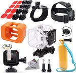 20% off Deyard Accessories Bundle for GoPro HERO5 Session $19.99 + Delivery (Free with Prime/ $49 Spend) @ Deyard Amazon AU