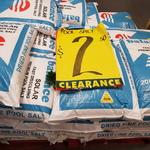 [VIC] Balance Solar 20kg Swimming Pool Salt $2.50 @ Bunnings Pakenham