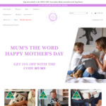 Ugg Australia Mother's Day Sale - 15% off Every Order Online (Free Shipping Nationwide)