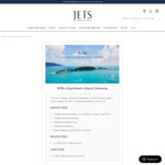 Win a Daydream Island Getaway for 2 or 1 of 2 Minor Prizes from JETS Swimwear