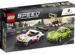 LEGO 75888 Speed Champions Porsche 911 RSR and 911 Turbo 3.0 $35 C&C @ Kmart (RRP $49.95)